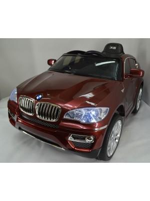 Детский электромобиль Kids Cars BMW X6 Special KT6555