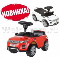 Каталка-машинка Chilok BO Range Rover (музыкальная панель)