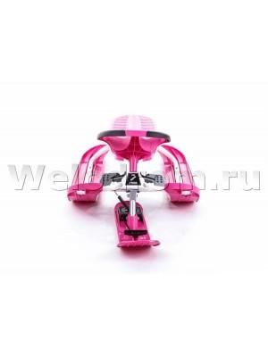 Снегокат Stiga Snowracer Color Pro Pink