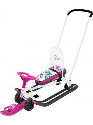 Снегокат Тимка спорт 6 с выдвижными колесами