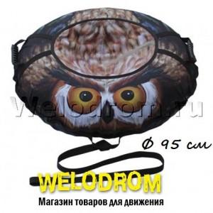 """Тюбинг Митек """"Сова"""" диаметр 110"""""""
