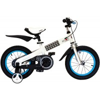 """Двухколесный велосипед Royal Baby Buttons Steel 16"""""""