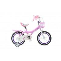 """Двухколесный велосипед Royal Baby Bunny Girl Steel 16"""""""