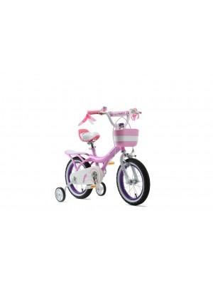 """Двухколесный велосипед Royal Baby Bunny Girl Steel 18"""""""