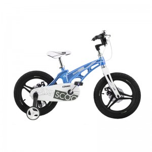 "Двухколесный велосипед MAXI SCOO COSMIC deluxe14"""