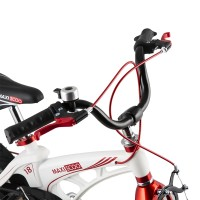 "Двухколесный велосипед MAXI SCOO COSMIC Deluxe 18"""