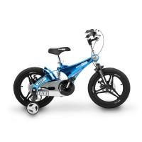 "Двухколесный велосипед Maxi Scoo Galaxy Deluxe 16"""
