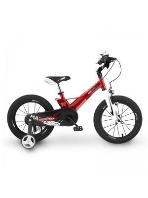 """Двухколесный велосипед Maxi Scoo Space Стандарт 18"""""""