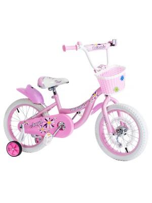 """Велосипед для девочек BiBiTu Angel 14"""""""