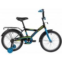 Двухколесный велосипед Novatrack Forest 18