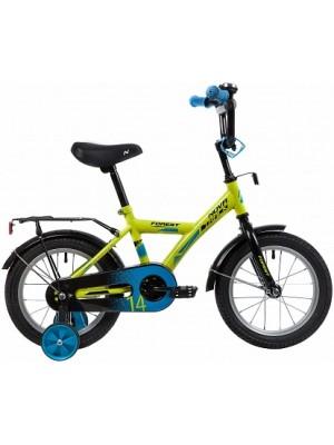 """Двухколесный велосипед Novatrack Forest 14"""""""