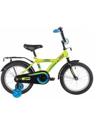 """Двухколесный велосипед Novatrack Forest 16"""""""