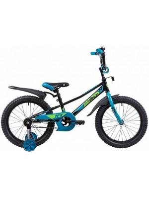 """Двухколесный велосипед Novatrack Valiant 18"""""""