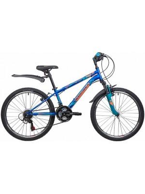 """Скоростной велосипед Novatrack Action 24"""""""
