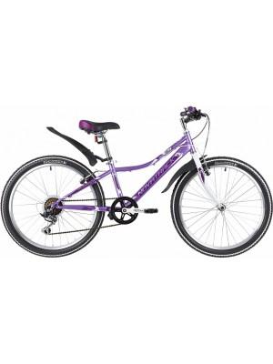 """Скоростной велосипед Novatrack Alice 24"""""""