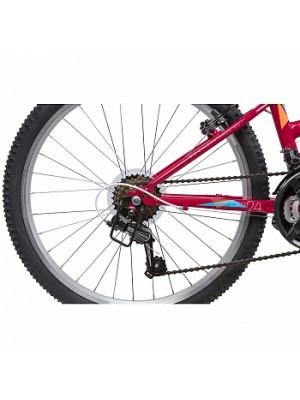 """Скоростной велосипед Novatrack Lady 24"""""""