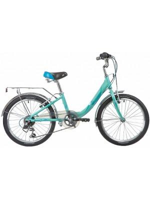 """Скоростной велосипед Novatrack Ancona 20"""""""
