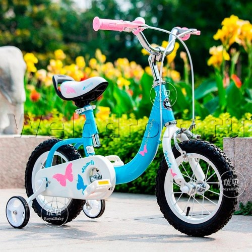 """Велосипед Royal Baby Butterfly Steel 14"""""""