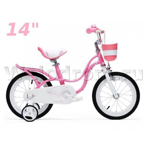"Велосипед Royal Baby Little Swan 14"""