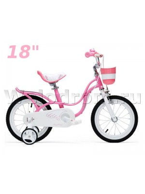 Велосипед Royal Baby Little Swan 18""