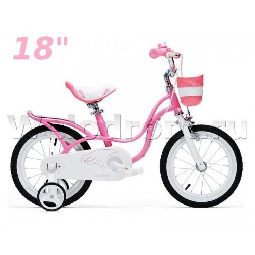 "Велосипед Royal Baby Little Swan 18"""