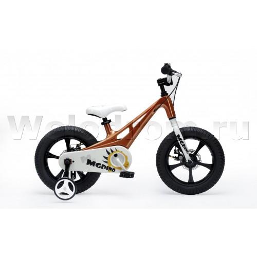 """Велосипед Royal Baby MG Dino 14"""" 2017"""