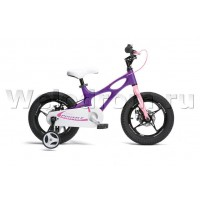 Детский двухколесный велосипед Royal Baby Space Shuttle 18