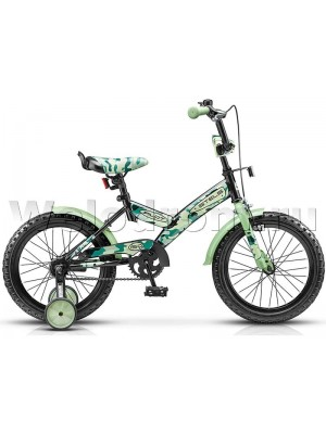 Детский велосипед Stels Pilot 150 Army