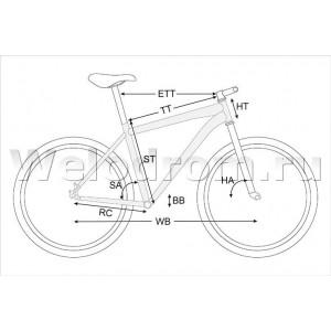 "Велосипед Stels Navigator 600 V 26"" 2017"