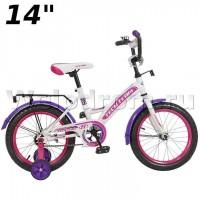 """Велосипед TechTeam 135 14"""""""