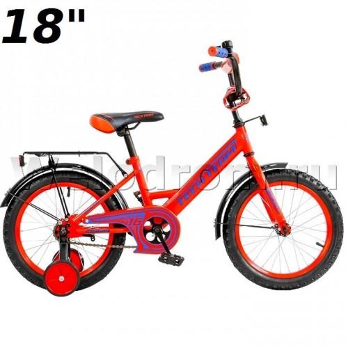"""Велосипед TechTeam 137 18"""""""