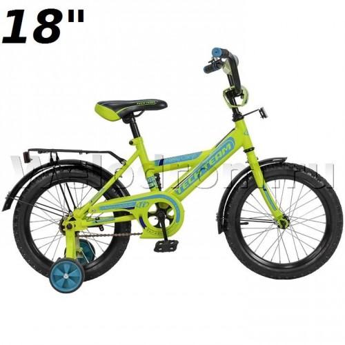 """Велосипед TechTeam 138 18"""""""