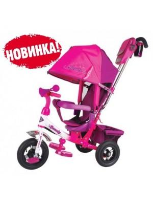 Детский трехколесный велосипед TRIKE BEAUTY