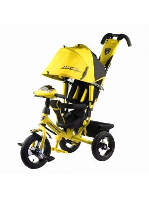 Детский трехколесный велосипед Lamborgini L2