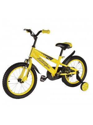 """Детский двухколесный велосипед Lamborghini 16"""""""